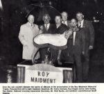 1983 Maidment Memorial – Tribute to Roy Maidment